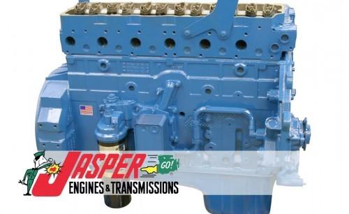 International / Navistar MaxxForce DT Diesel Engine - J & J